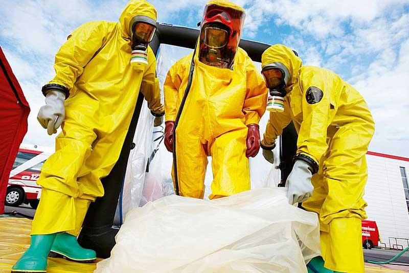 Опасные отходы