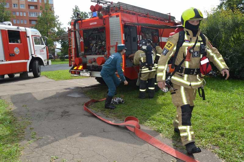 Монтаж средств противопожарной безопасности - переподготовка